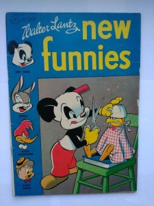 Komiks Dell New Funnies #128 October 1947