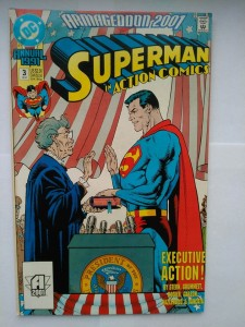 Komiks Action Comics Annual  #3 1991