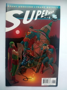 Komiks All Star Superman #9 2007