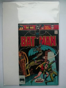 Komiks Batman #279 1976 Reprint 1995 Monogram