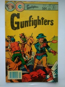 Komiks Gunfighters #62 September 1980