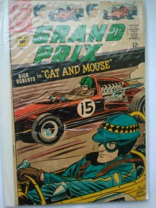 Komiks Grand Prix #19 May 1968
