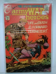 Komiks Army War Heroes #36 February 1970