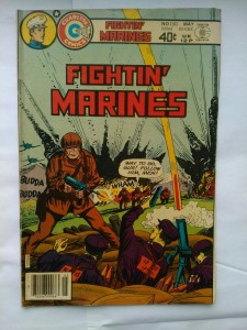 Komiks Fightin' Marines #150 May 1980