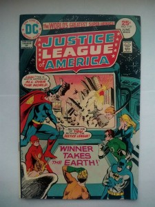 Komiks Justice League of America #119 June 1975