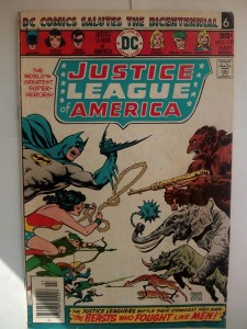 Komiks Justice League of America #132 July 1976