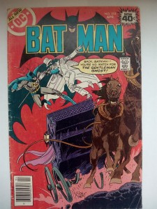 Komiks Batman #310 April 1979